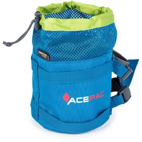 Acepac Minima Fietstas blauw